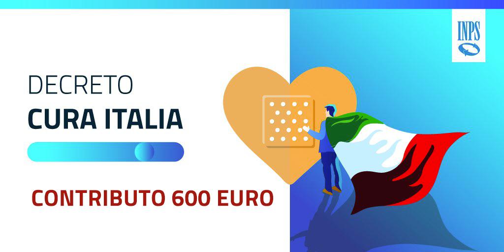 Contributo di 600 euro